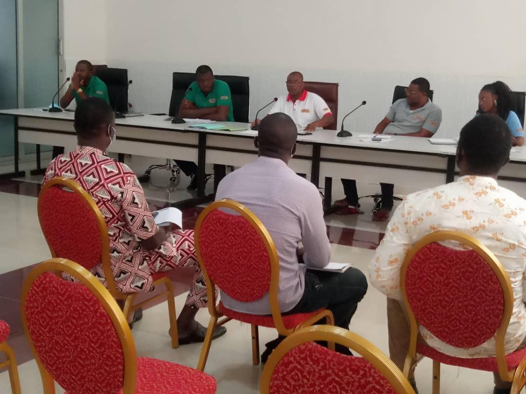 Rencontre d'échange de l'administration avec les anciens étudiants de FORMATEC (2AEF)